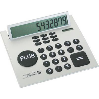 Plus calculator - (printed with 1 colour(s)) G839_ORSO_DEC