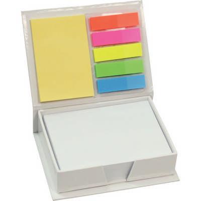 Memo pad set - (printed with 1 colour(s)) G931_ORSO_DEC