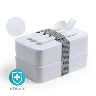 ANTIBACTERIAL LUNCH BOX FANDEX (M6708_ORSO_DEC)