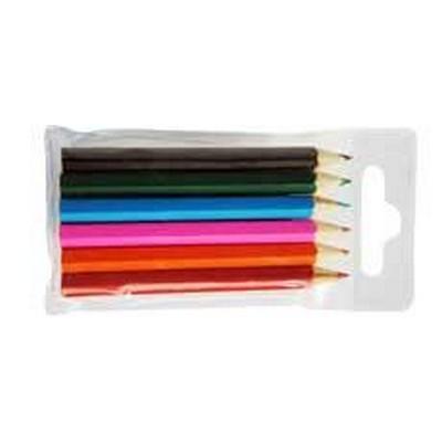 6-Pack PVC Pencils P183_PENA
