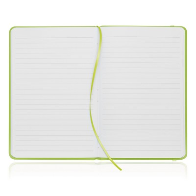 A5 Soft-touch Leather Look Journal
