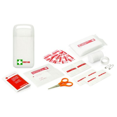 23pc Compact First Aid Pack FA105_GLOBAL
