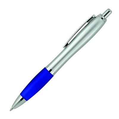 Cara Silver Metal Ballpoint Pen