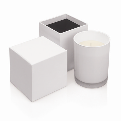 Candle Soy Wax Glass