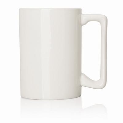 Ceramic Mug Extra Large D Handle 380ml