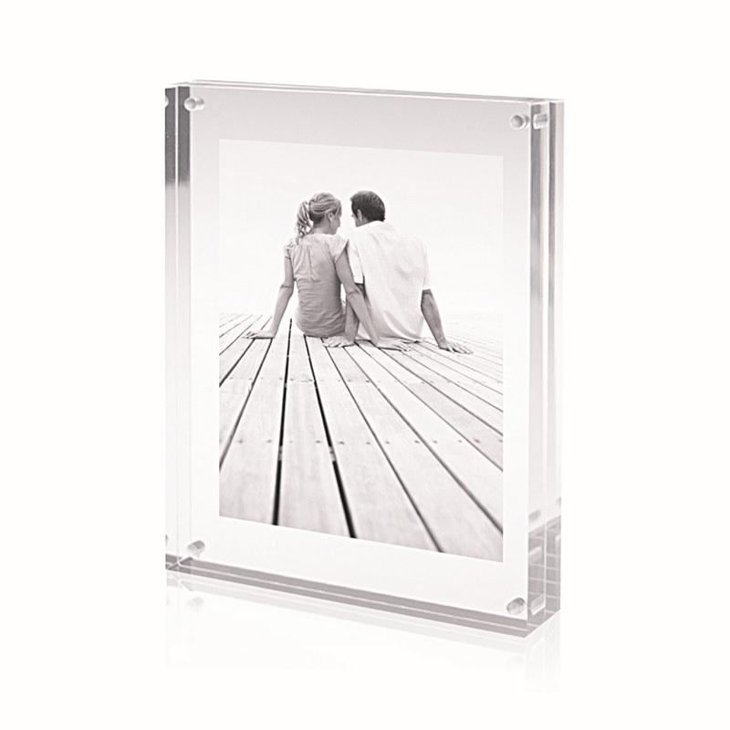 Photo Frame Acrylic Large Rofe Design