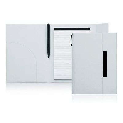Notepad A5 Folder Magnetic Closure Elegance
