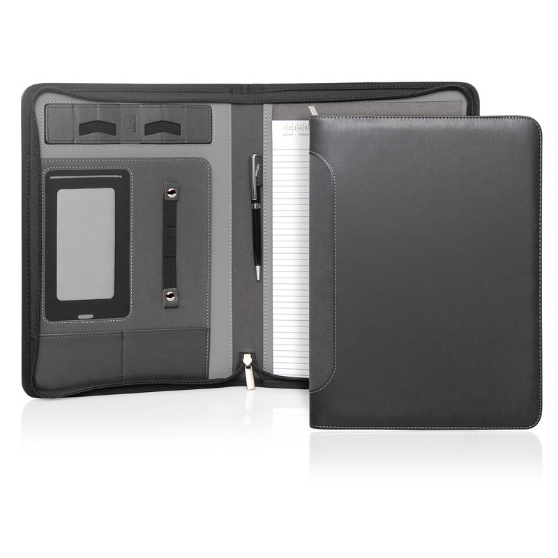 Compendium A4 Verona Executive Tech Zipper