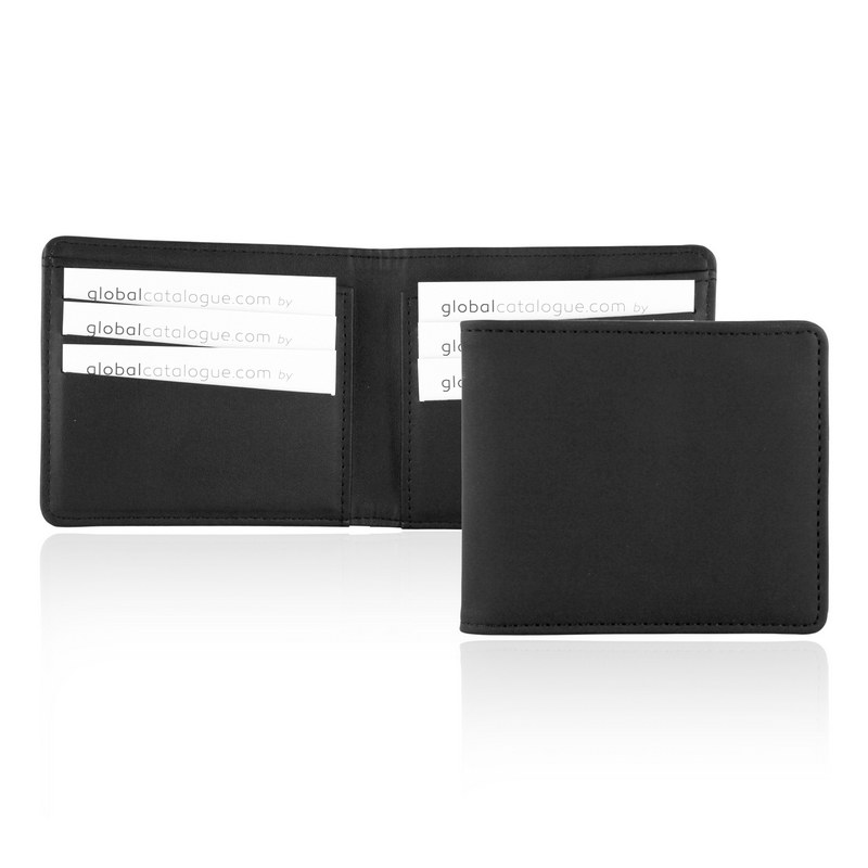 Wallet Leather Look