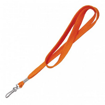 Lanyard 12mm Polyester Shoelace Tubular