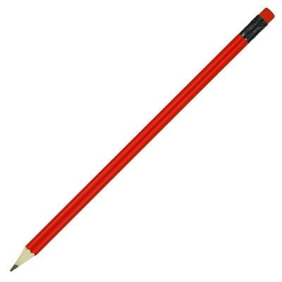 Pencil Sharpened Coloured Eraser