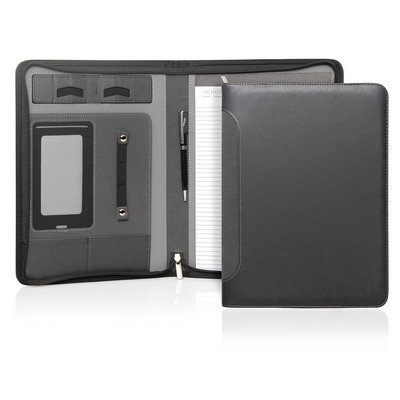 Compendium A4 Verona Executive Tech Zipper