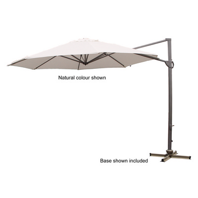 Cantilever 3.3m Market Umbrella