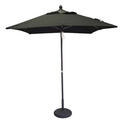 2.0m  Square Sorrento Market Umbrella
