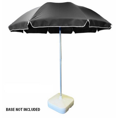 1.8m Piha Beach Umbrella in Polyester