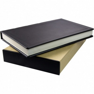 105AD Leather A5 Notebook (105AD_PLUS)