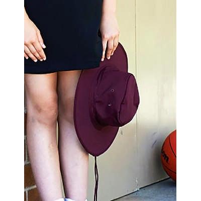 Kids School Wide Brim Hat CH1462_BOC