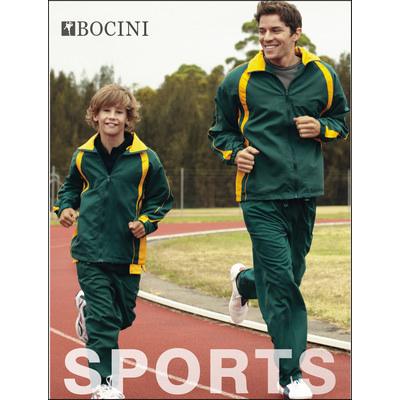 Kids Track -Suit Jacket With ContrastPanels