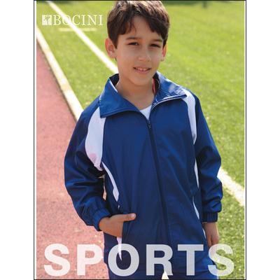 Kids Training Track Jacket
