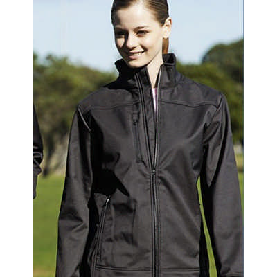 Ladies New Style Soft Shell Jacket