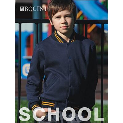 Kids School Wear Bomber Jacket
