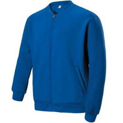 Unisex Adults Fleece Jacket With Zip