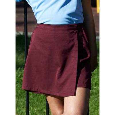 Girls School Skort CK1305_BOC