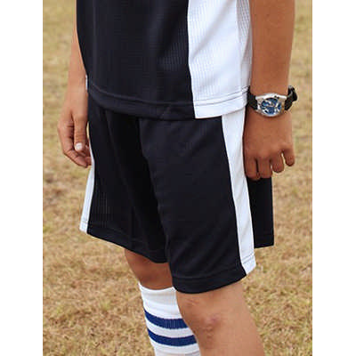 Kids Soccer Panel Shorts