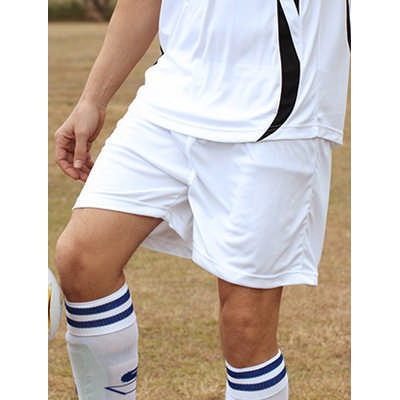 Unisex Adults Plain Sports Shorts
