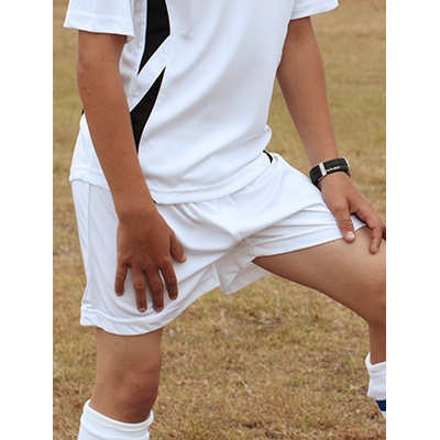 Kids Plain Sports Shorts