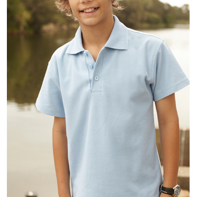 Kids Basic Polo