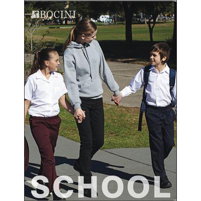 Boys L/S School Shirt CS1309_BOC