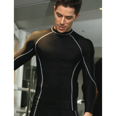 Performance Wear-Mens Long Sleeve Top