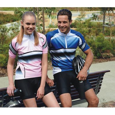 Unisex Adults Cycling Jersey