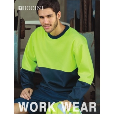 Unisex Adults Hi-Vis Sloppy Joe