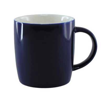 Ariston New Bone Barrel Mug - Navy  White (NB1384702_PPI)