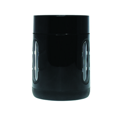 300ml Caffe Cup - Black (PM221_PPI)