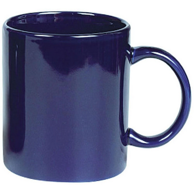 Can Mug Gloss Cobalt - (printed with 1 colour(s)) MUGSCANX003_PPI
