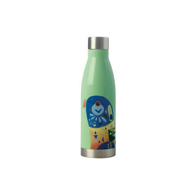 Pete Cromer Double Wall Insulated Bottle 500ML Lorikeet (JR0004_PPI)