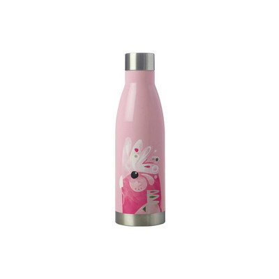 Pete Cromer Double Wall Insulated Bottle 500ML Galah (JR0005_PPI)
