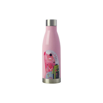 Pete Cromer Double Wall Insulated Bottle 500ML Parrot (JR0006_PPI)