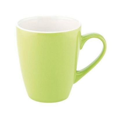Madrid Mug Gloss Lime Green  White (MUGSMADR162_PPI)
