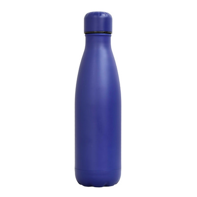 Sierra Stainless Steel Drink Bottle - Navy (SRB04_PPI)