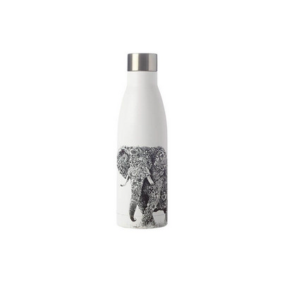 Marini Ferlazzo Double Wall Insulated Bottle 500ML Elephant (JR0016_PPI)