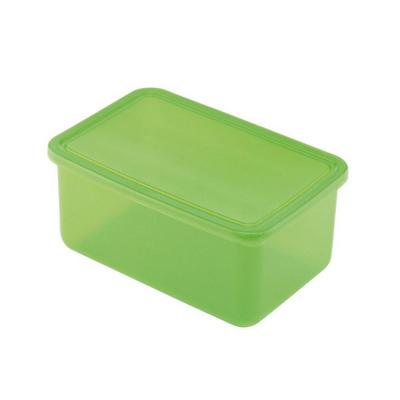 Lunch Box Base Large Translucent Green (LNCHLRGE017_PPI)