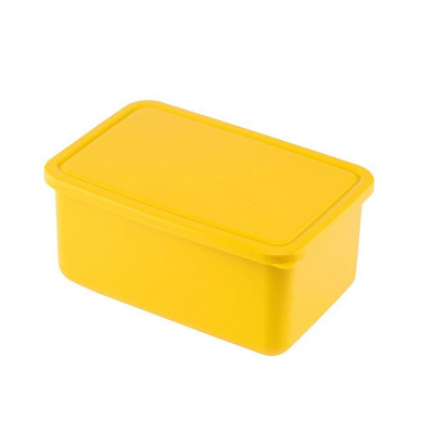 Lunch Box Base Large Yellow (LNCHLRGE056_PPI)