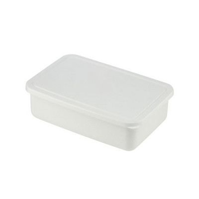 Lunch Box Base Small White (LNCHSMLL001_PPI)