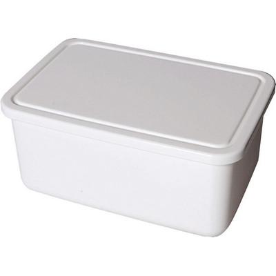 Lunch Box Base Large White (LNCHLRGE001_PPI)