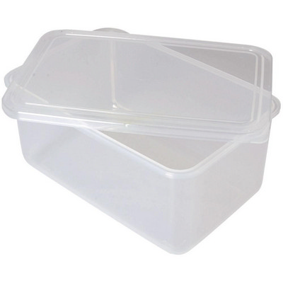 Lunch Box Base Large Clear (LNCHLRGE000_PPI)