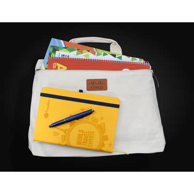 Calico Conference Bag 28cm x 37cm x 6cm